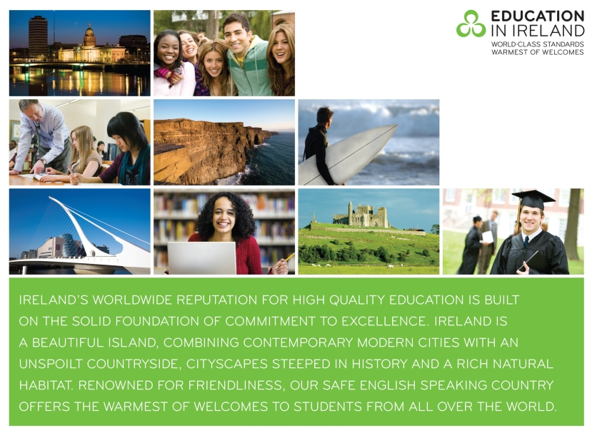 Education in Ireland information
