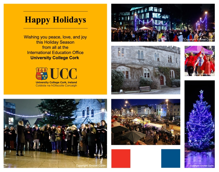 University College Cork, Christmas