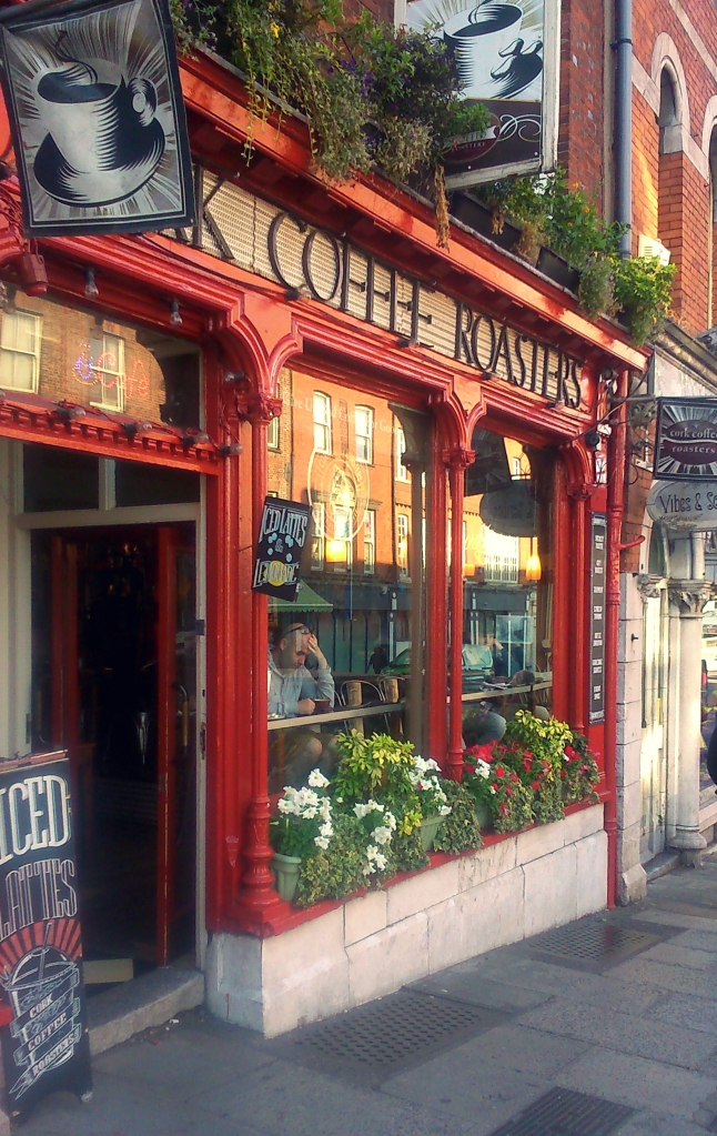 Cork Coffee Roasters,Bridge Street Cork